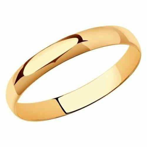 Золото кольцо 110030 Россия Cоколов 16.5(р)